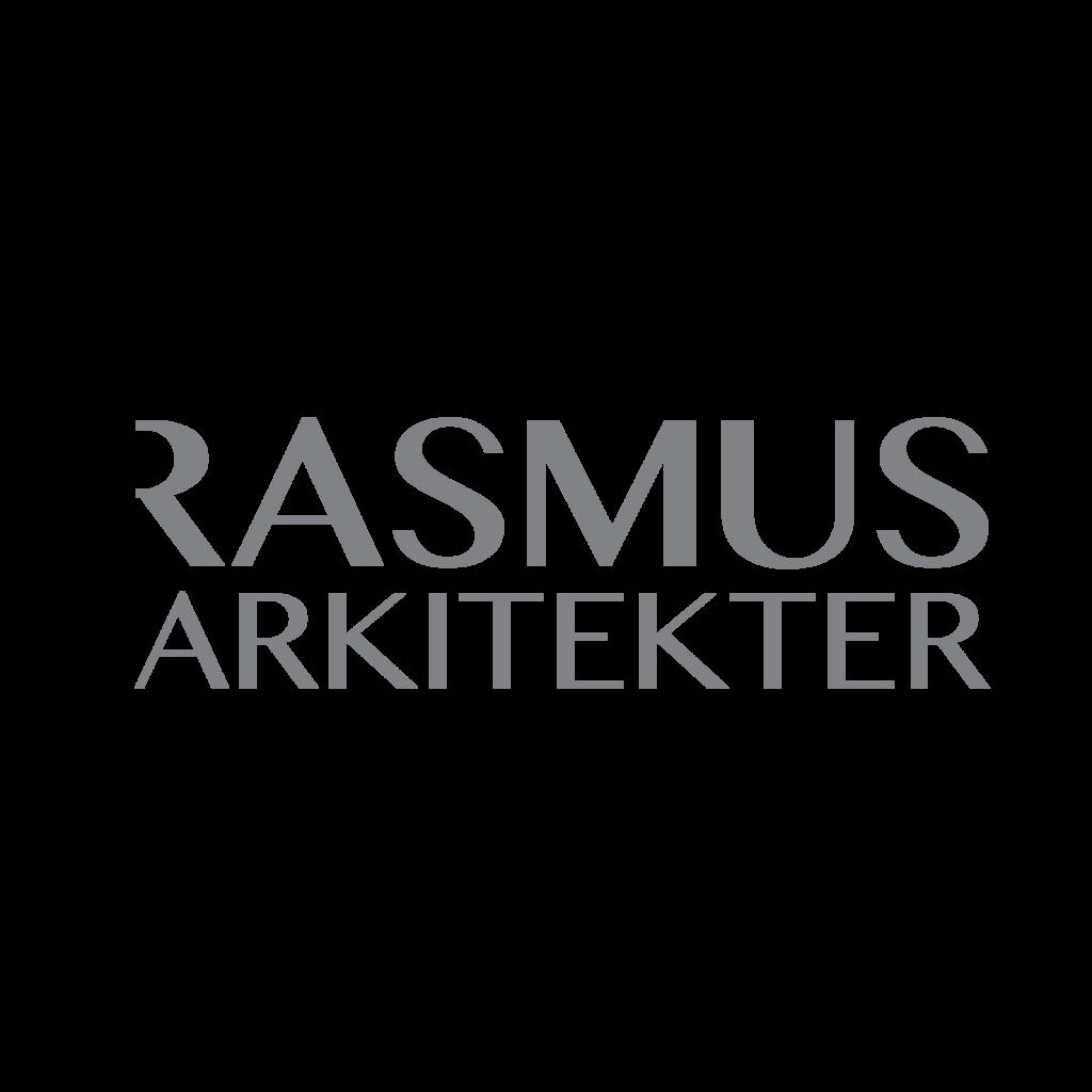 Logo rasmus arkitekter