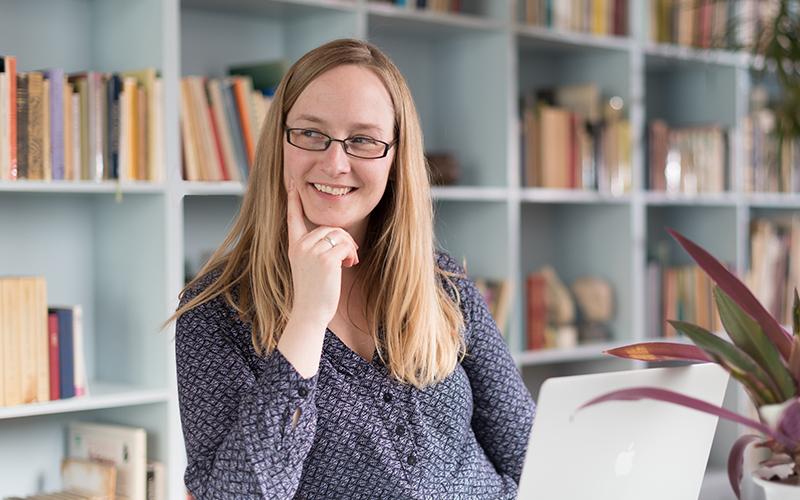 Sarah Møller Pedersen - Grafiker
