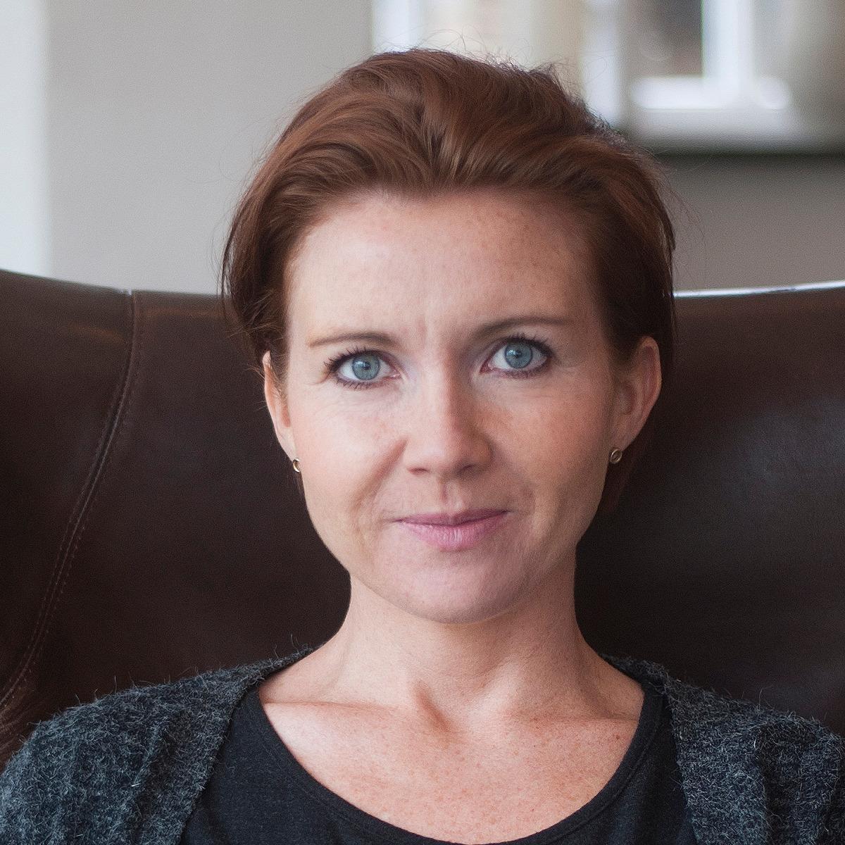 Joan Topholm fra Topholm coaching