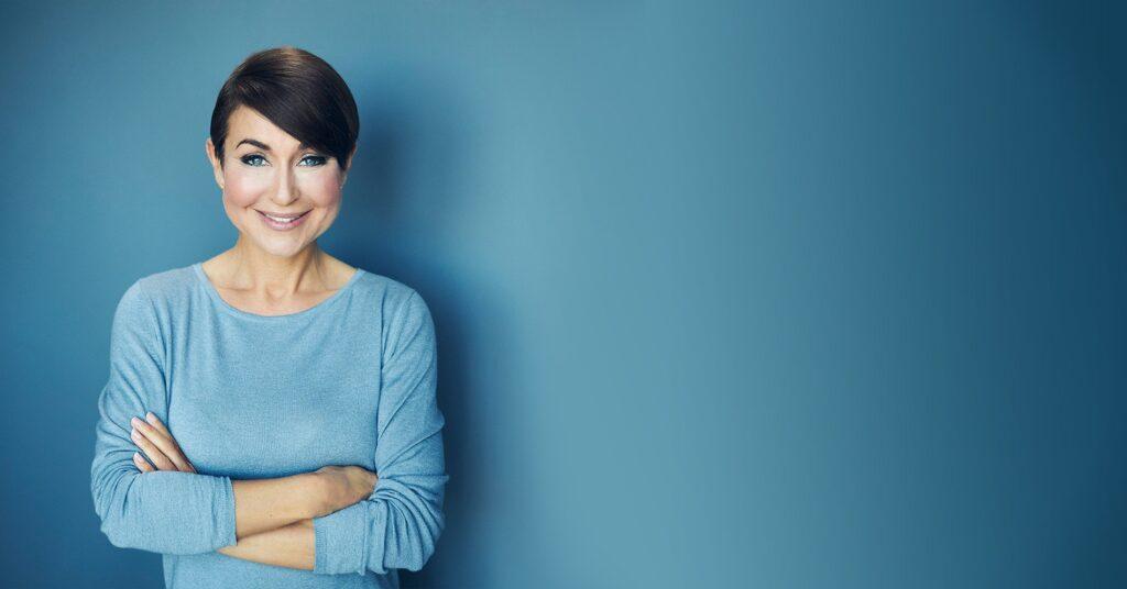 Christina Klitsgaard - kunde hos Sarah fra Vissuel